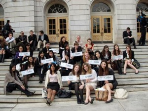 YHS Model UN at Berkeley