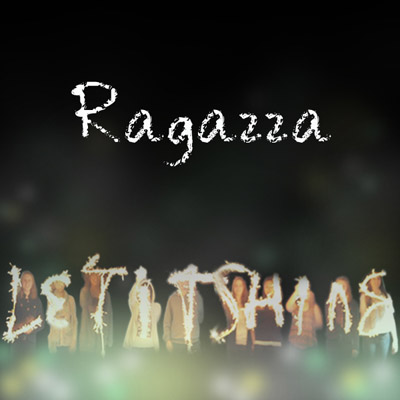 Ragazza - Let it Shine (EP). Cover Art: Nicole Poon.