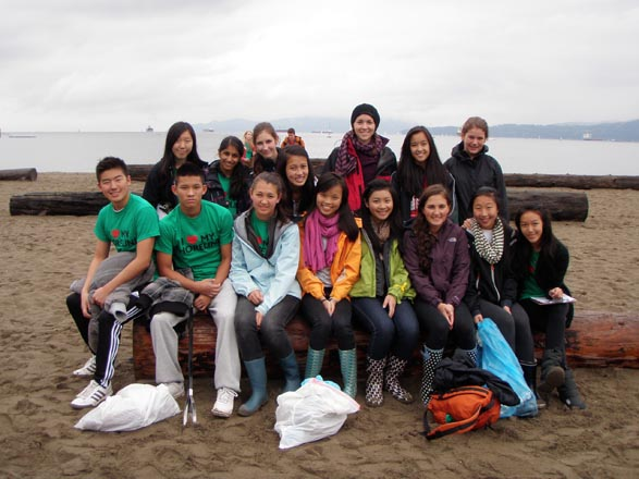 Great Canadian Shore Clean-Up