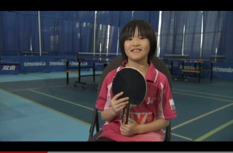 Laura L. - Table Tennis Star