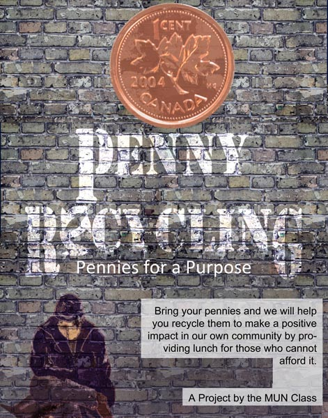 Pennies for a Purpose: Model UN Project