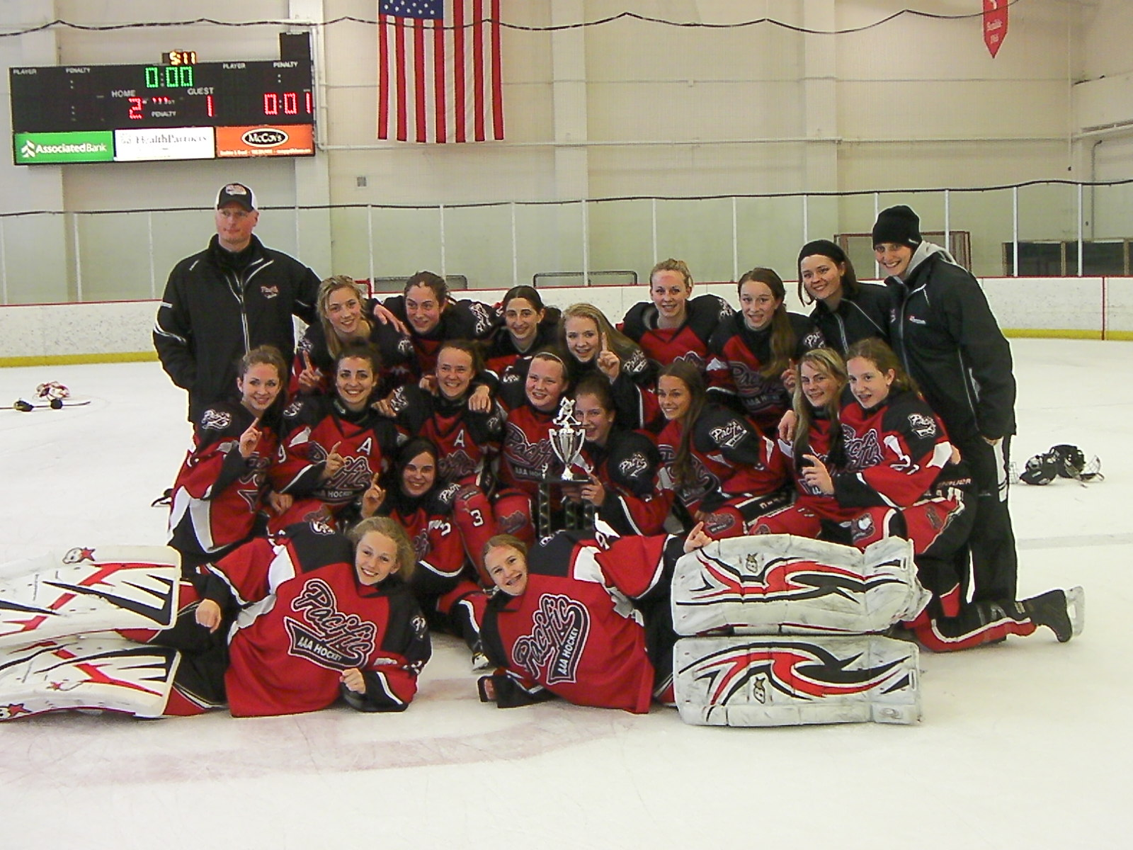 Team Pacific Elite Wins Minnesota Meltdown