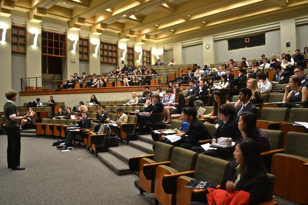 Berkeley Model United Nations