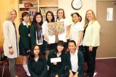 Spanish 10 Donates Prize Money to Honduras Orphanage