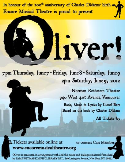 Oliver Poster