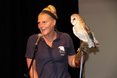Special Visitor from OWL Rehabilitation