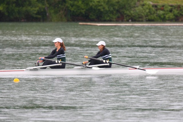 York House at Canadian Secondary Schools Rowing Association Regatta