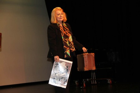 Author and Holocaust Survivor Lillian Boraks-Nemetz Visits YHS