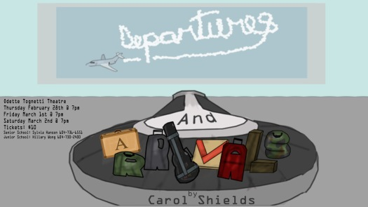 Departures and Arrivals