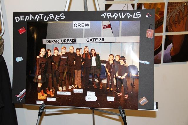 Departures and Arrivals Crew