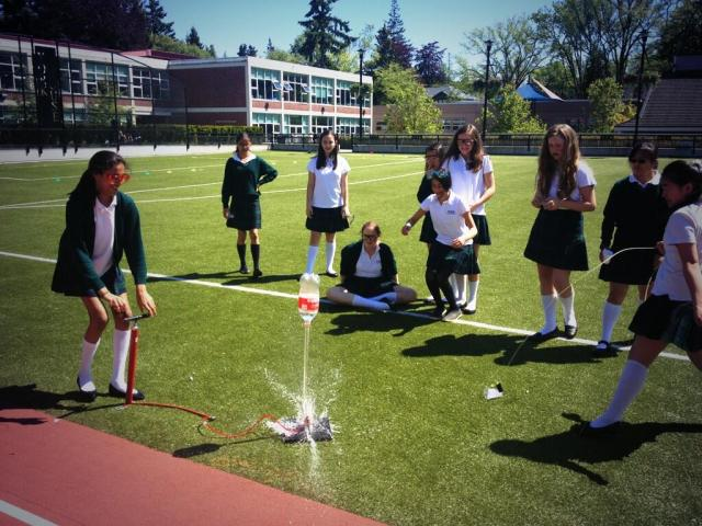 Gr. 8 Science - Pressure Differentials