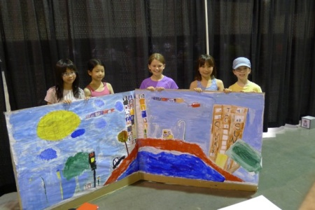 Jr. Destination ImagiNation 2
