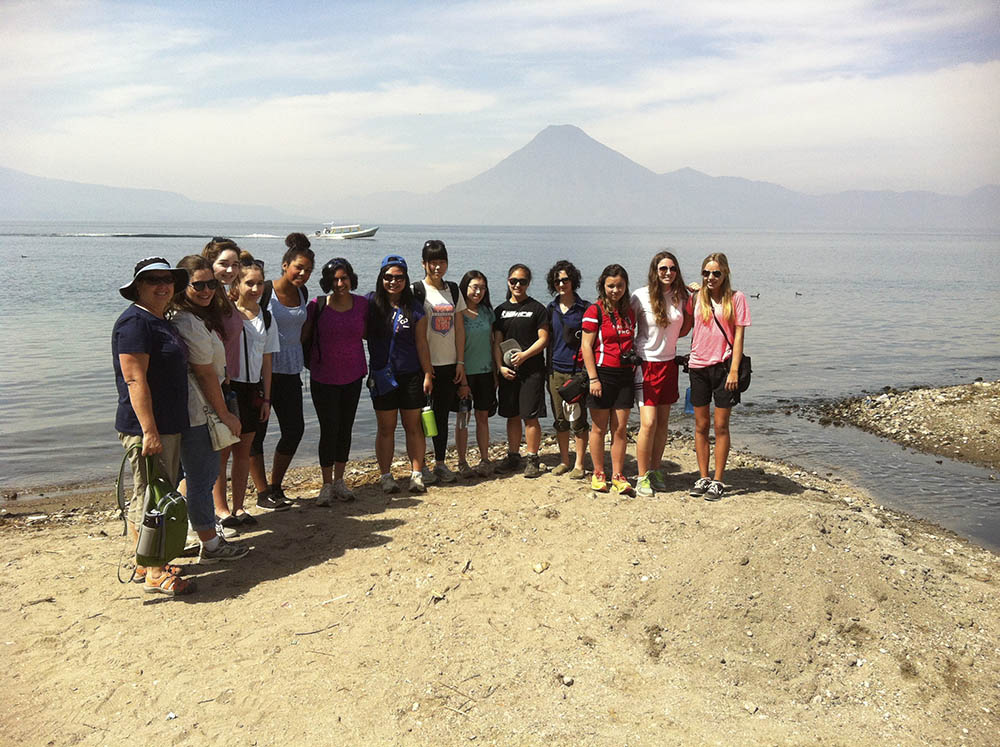 YHS in Guatemala