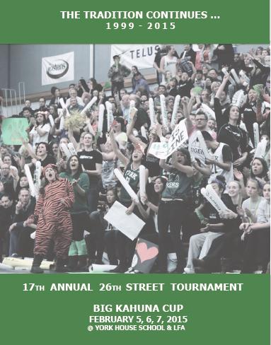 26th St. Tournament