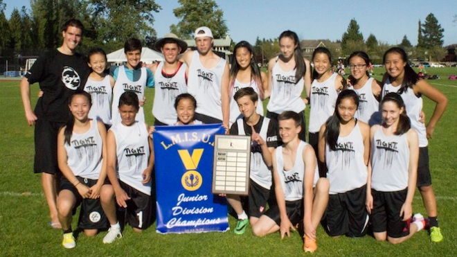 Jr. 'A' Ultimate: City Champs